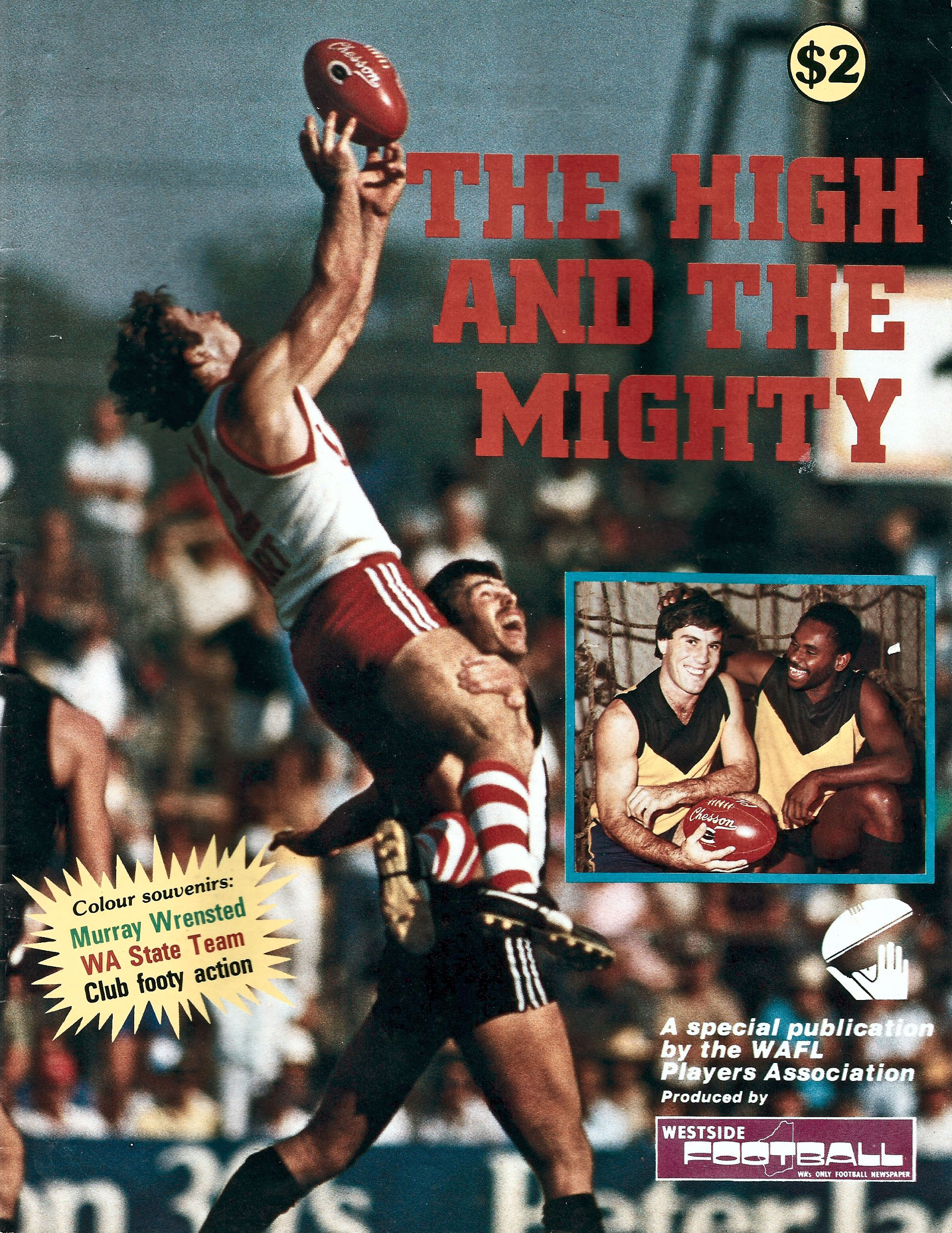 Cover 1984 High and Mighty