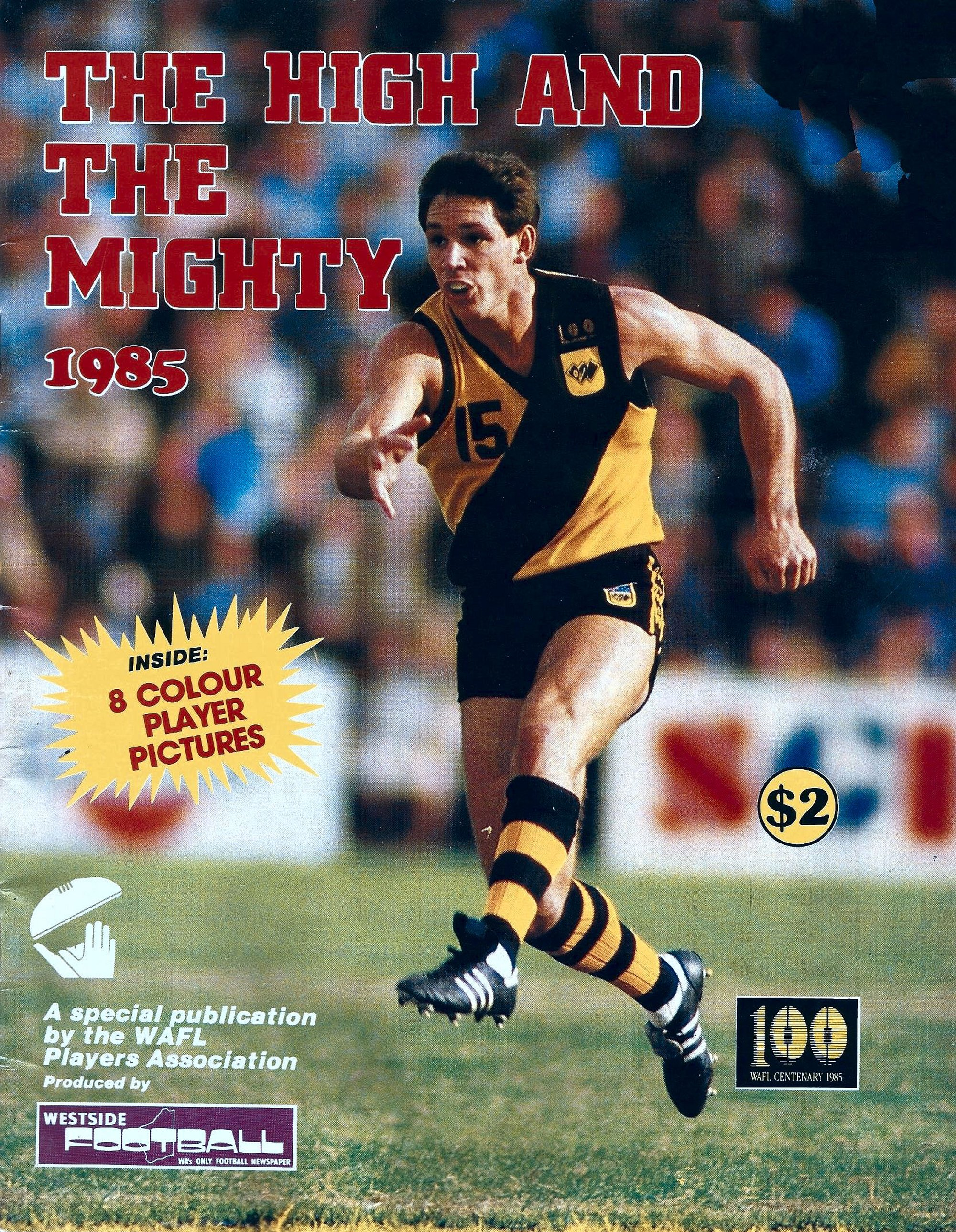 Cover 1985 High and Mighty