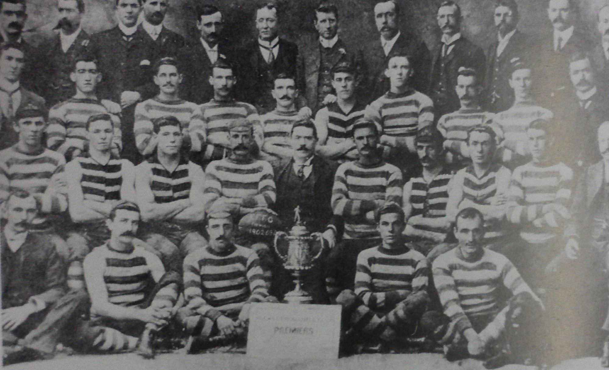 East Fremantle 1904