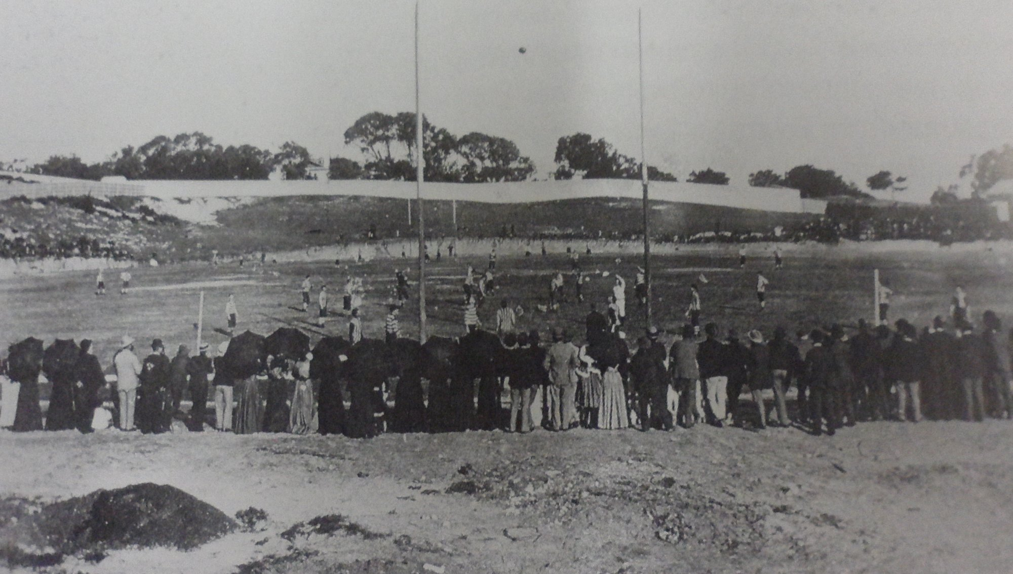 Fremantle oval 1896