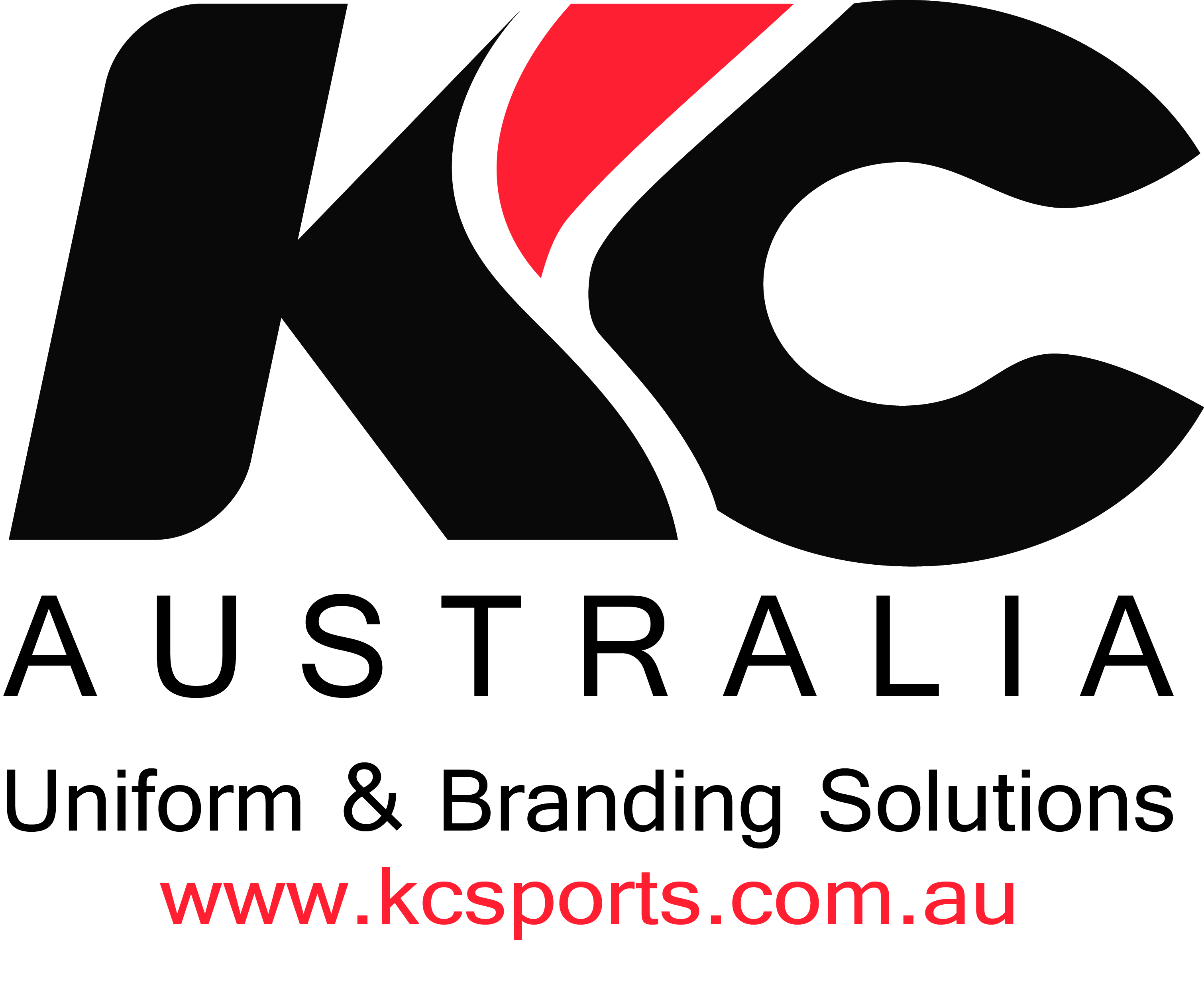 KC Australia stacked logo